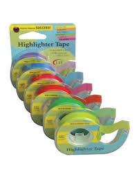 Highlighter Tape Purple