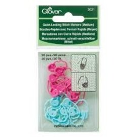 Clover QL Stitch Markers