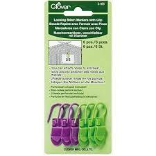 Clip Locking Stitch Marker