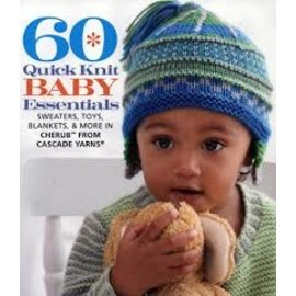 60 Quick Baby Essential Knits