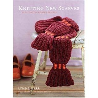 Knitting New Scarves