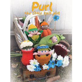 Purl The Little Knit Girl
