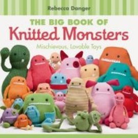 Big Book of Knitted Monsters