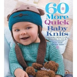 60 More Quick Baby Knits