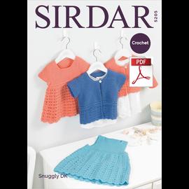 Sirdar Pattern 5205
