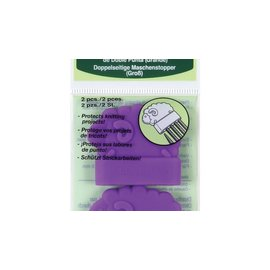 Clover Dbl Pointed Needle Protector-lg