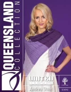 Queensland Pattern Edwina Wrap