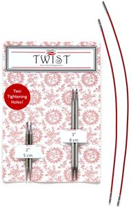 ChiaGoo Red Twist Shorties Combo IC Tip