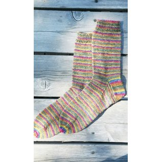 Knitting Pure & Simple Beginner's Light-Weight Socks