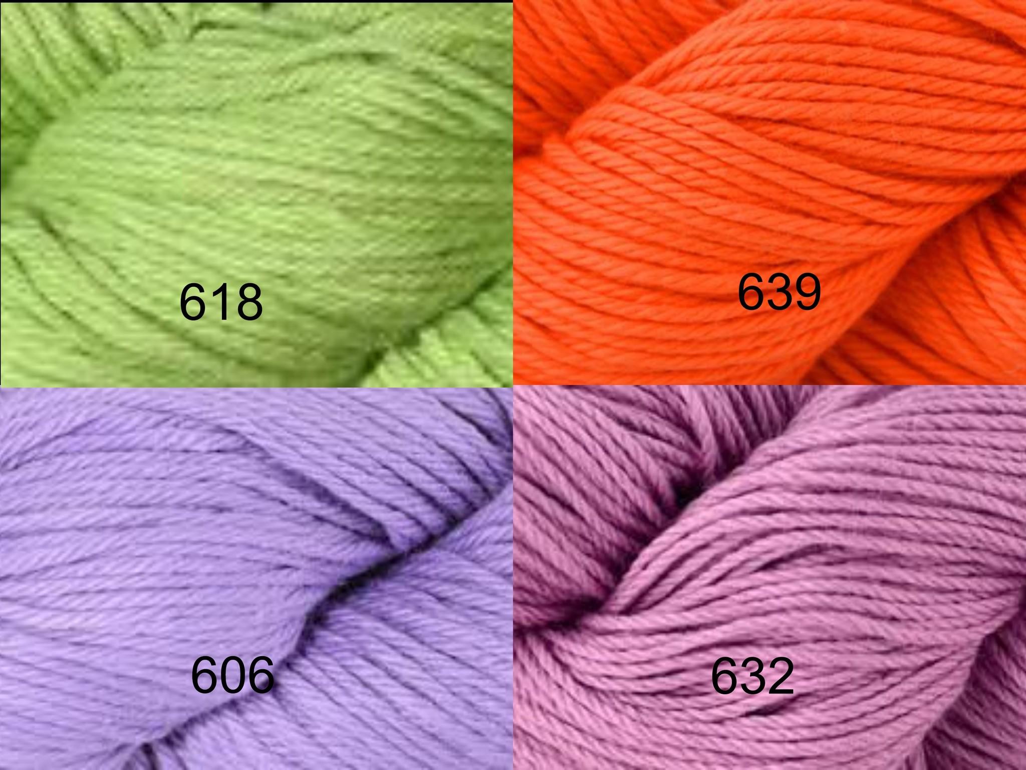 Universal Yarns Cotton Supreme - 600s