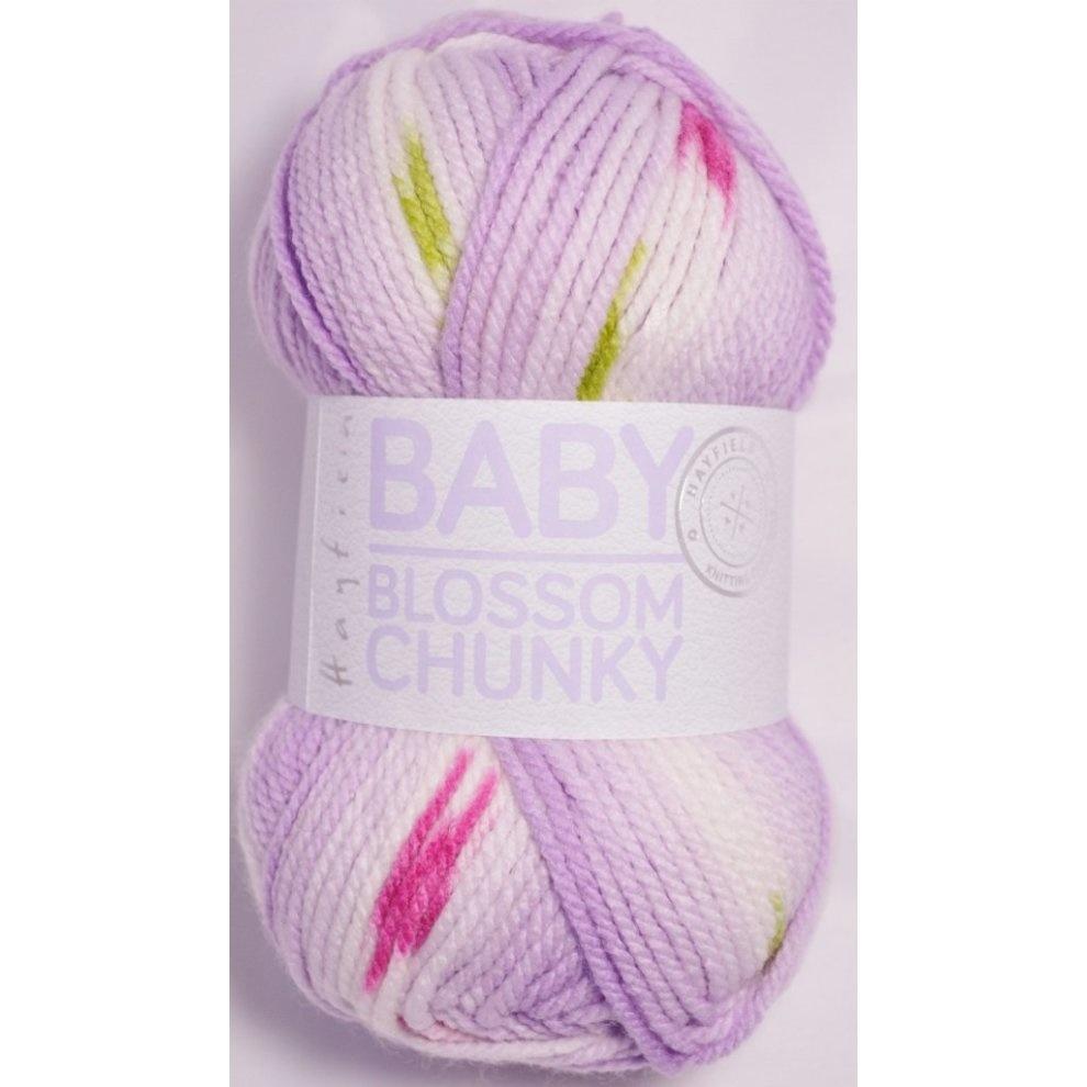 sirdar Hayfield Baby Blossom Chunky