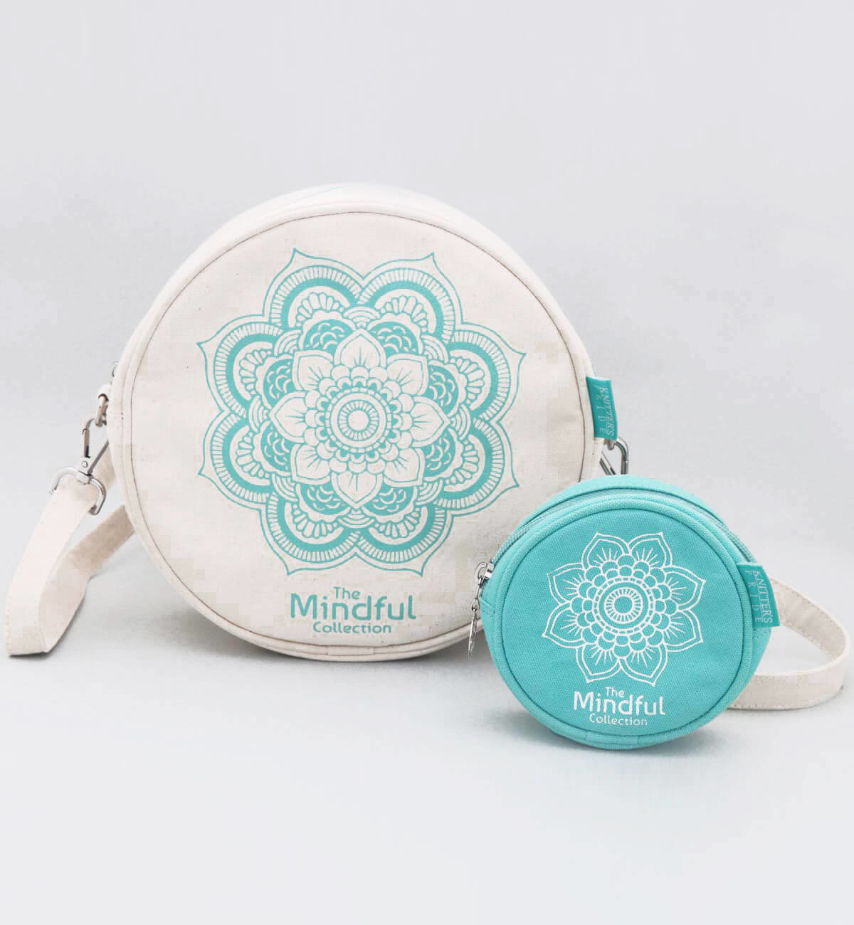 Knitters Pride KP Mindful Collection Twin Circular Bags