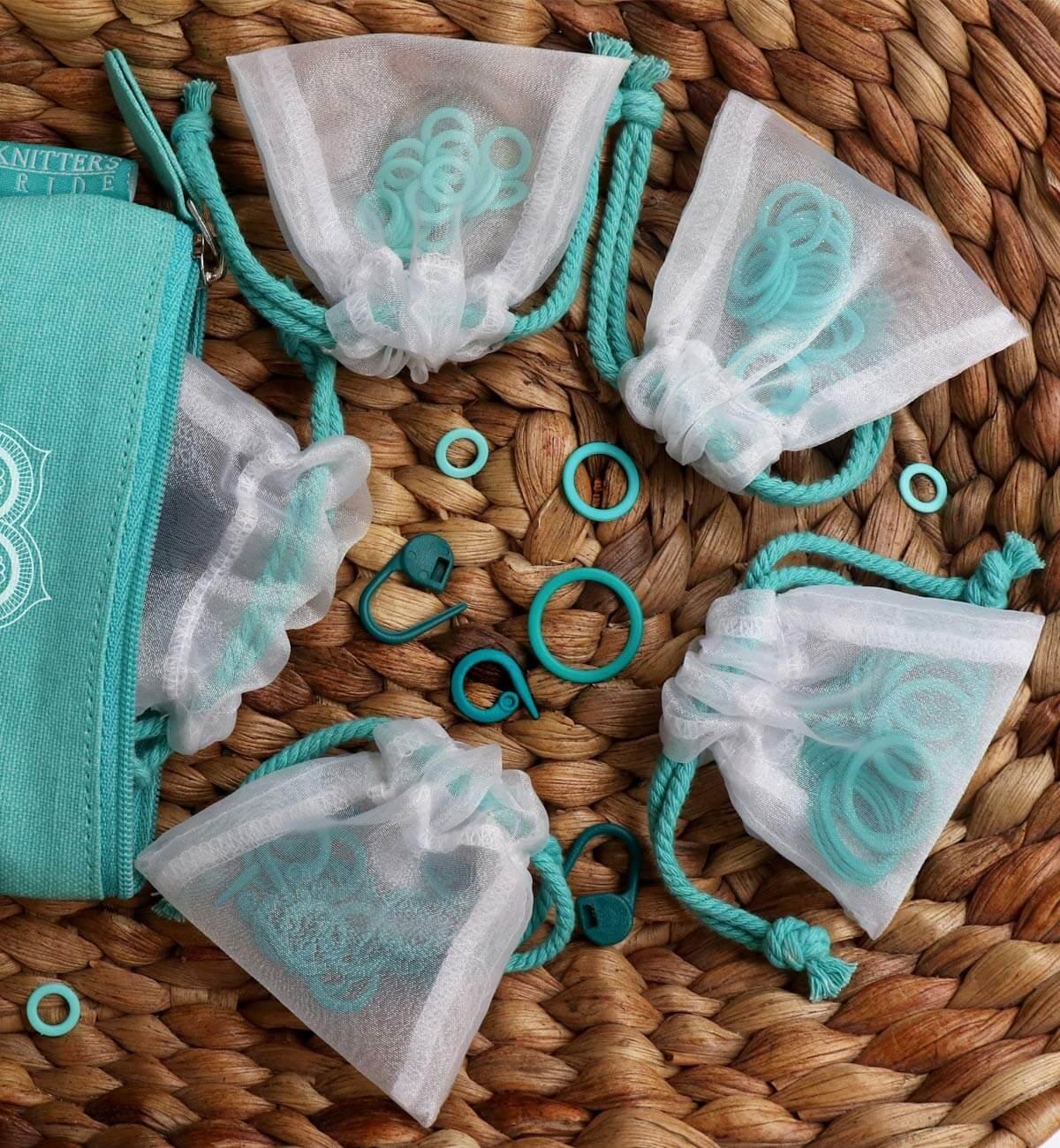 Knitters Pride KP Mindful 100pcs Stitch Marker Set