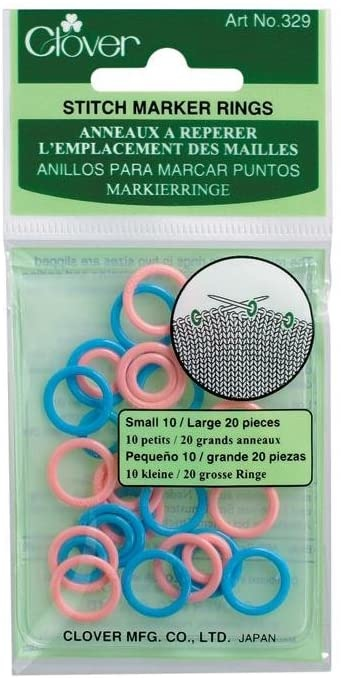 Clover Ring markers