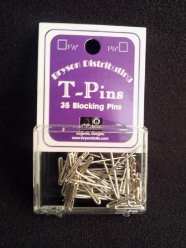 """Bryson T-Pins 1-1/2"""""""