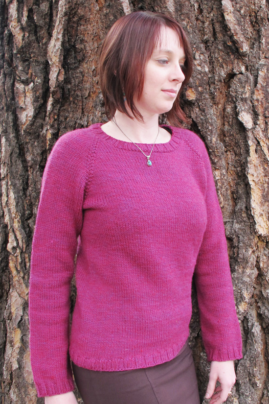 Knitting Pure & Simple Pullover 265