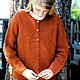 Knitting Pure & Simple Cardigan for Women 9725