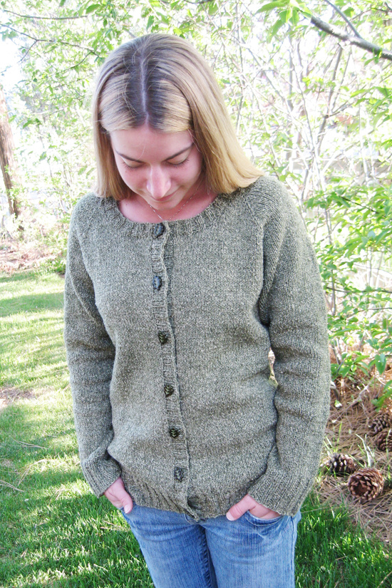 Knitting Pure & Simple Scoop Neck 278