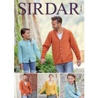 Sirdar Pattern 8225