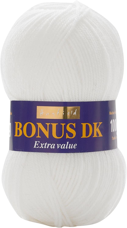 Baby Bonus DK 100gr - White