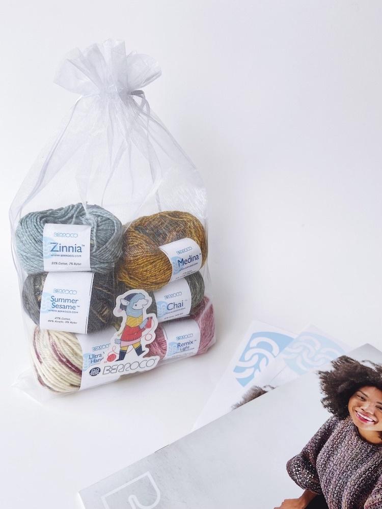 Berroco Yarn  Tasting