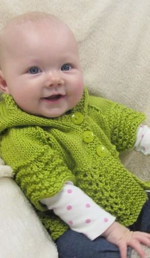 KPS Lacy Baby Hoodie 1505