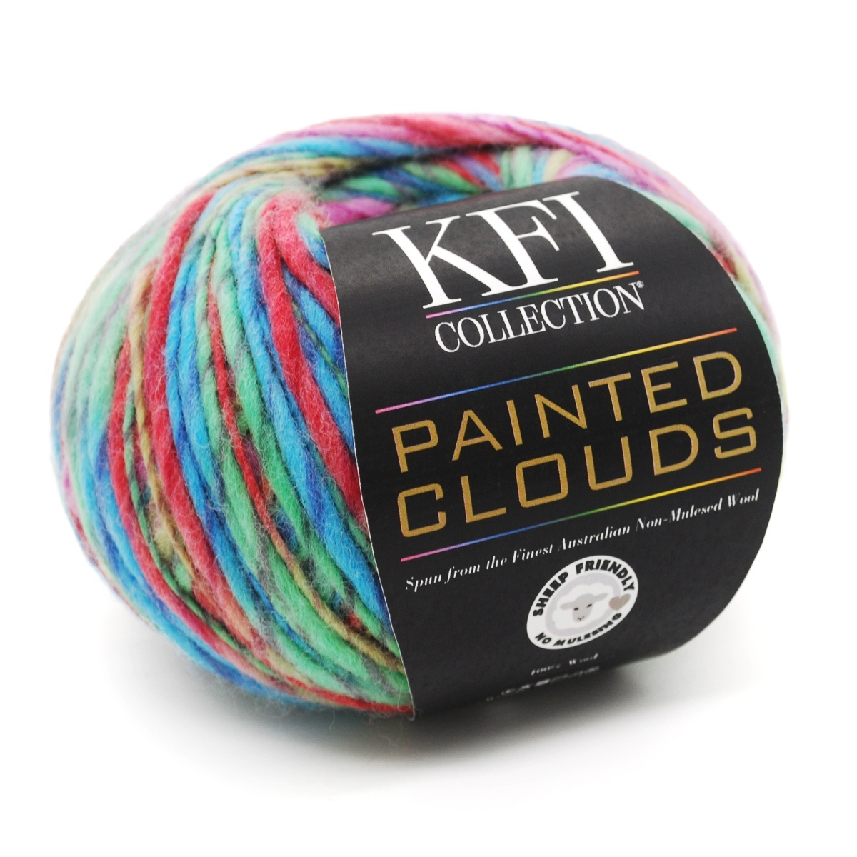 KFI Collection Painted Clouds