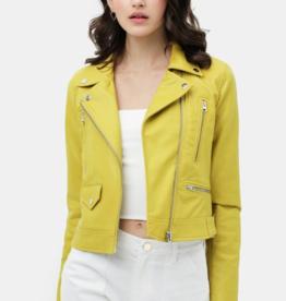 Love Tree Faux leather jacket