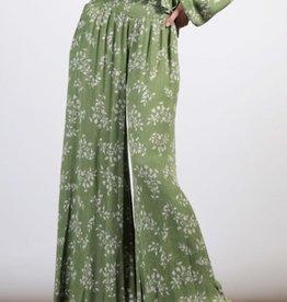 Final Touch Floral print pants