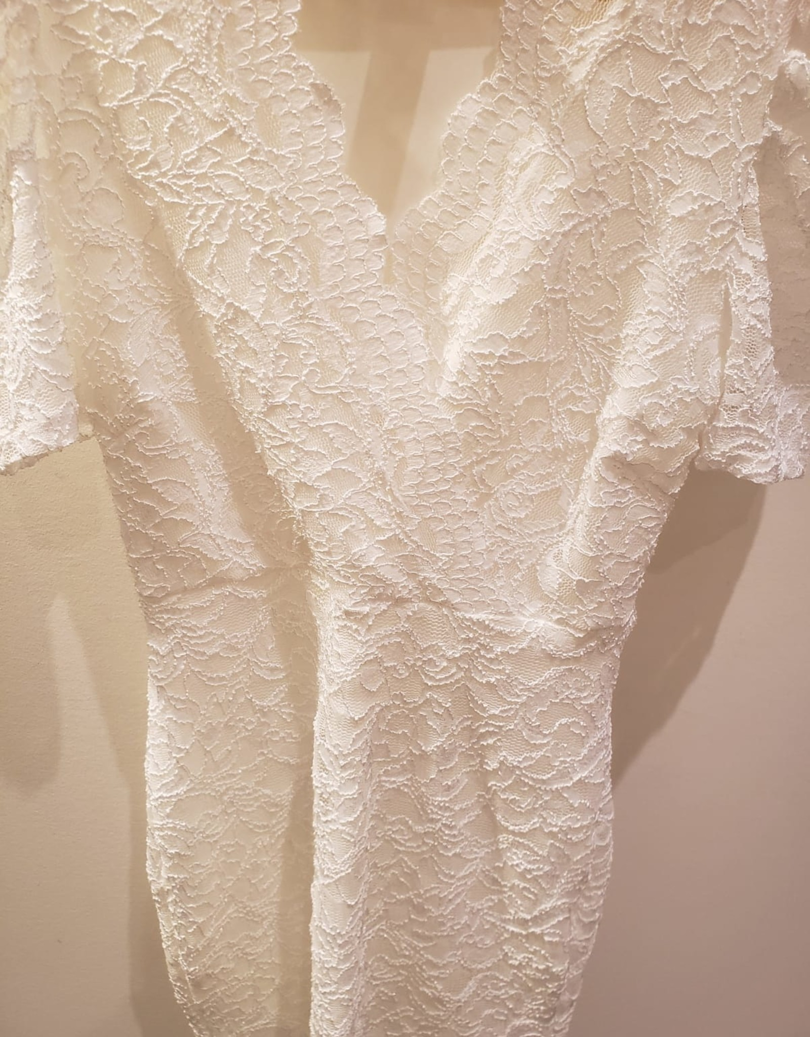 Jacaranda lace dress