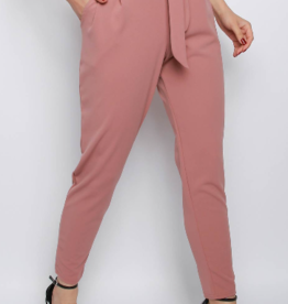 Missi Clothing pleated cigarette trousers