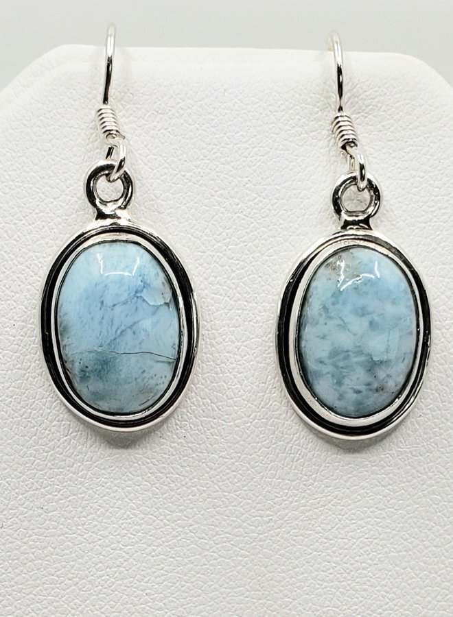 larimar earrings 1