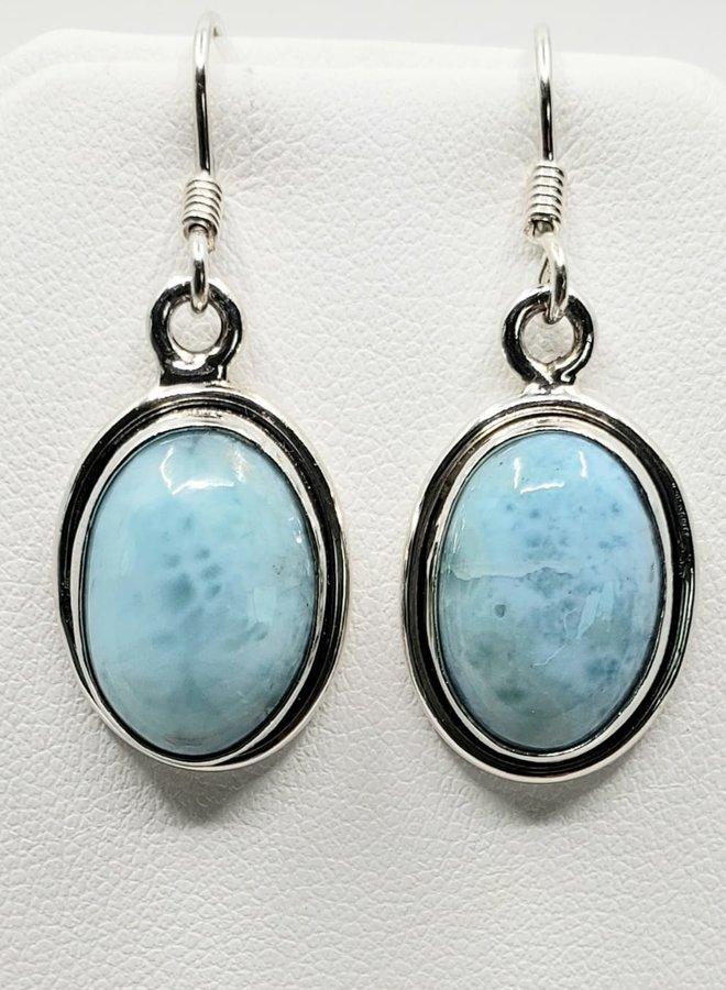 larimar earrings 2