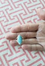larimar ring size 8