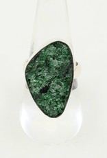 uvarovite ring adjustable