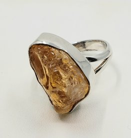 citrine ring size 9