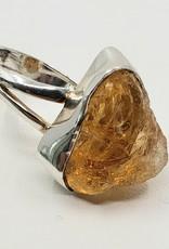 citrine ring size 9