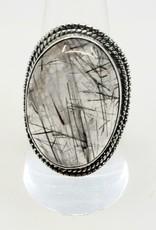 rutile quartz ring size 9