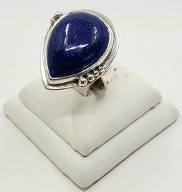 lapis ring size 7.5