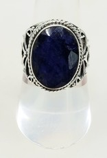 sapphire ring size 8