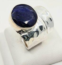 sapphire ring adjustable