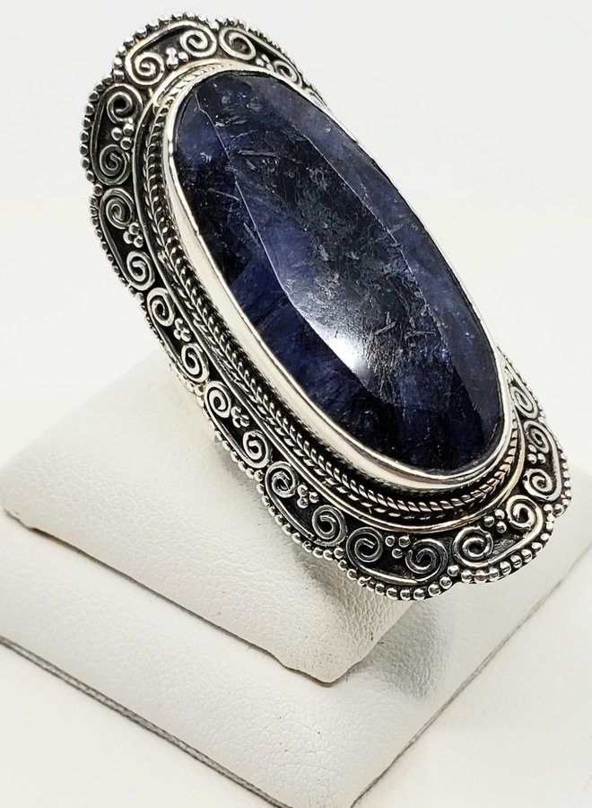 sapphire ring size 7
