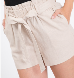 Must Have linen shorts