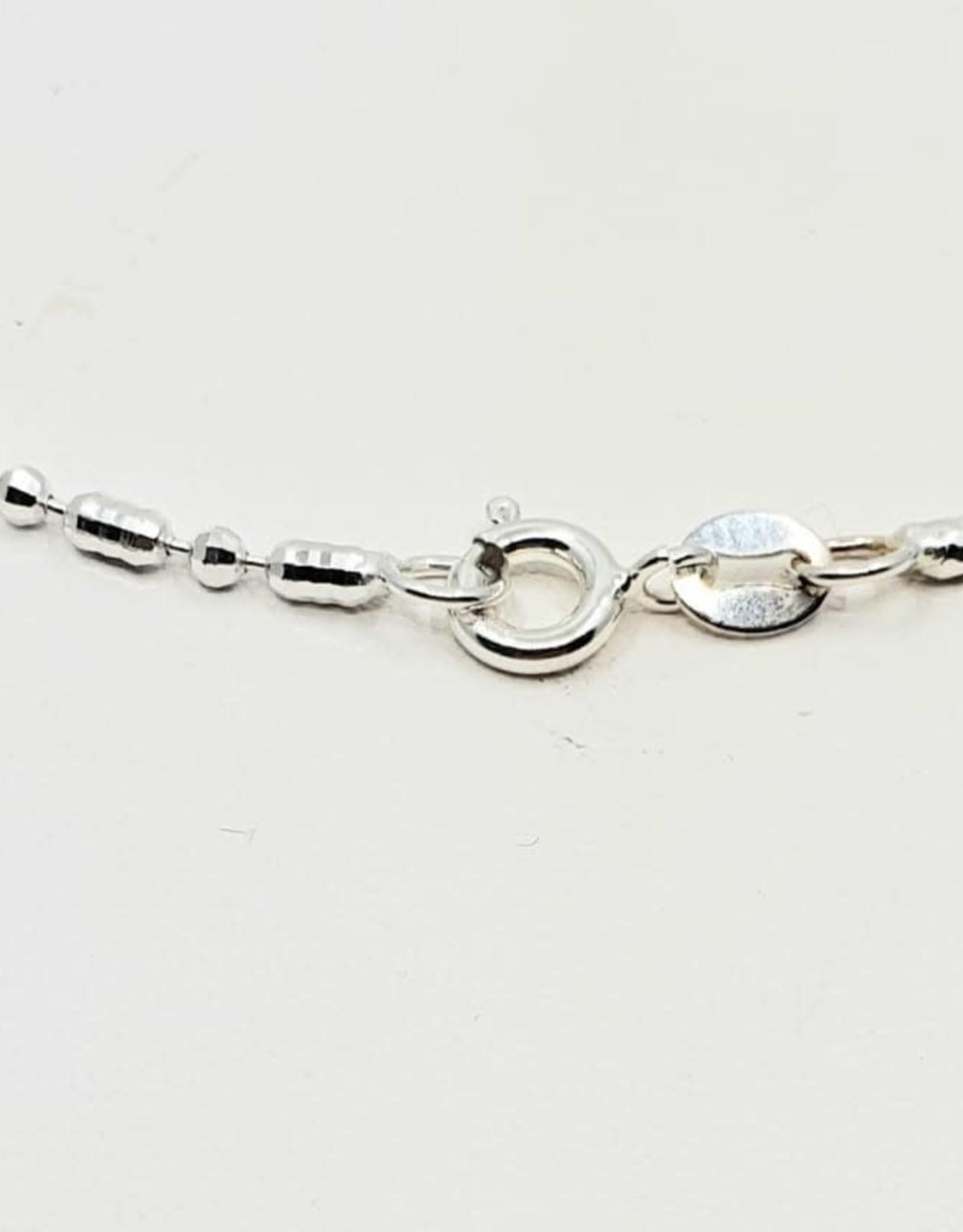 "silver chain 16"" bath tub link"
