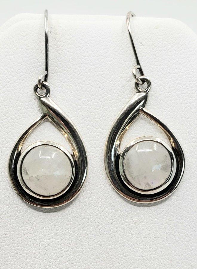 moonstone earrings