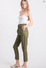 Must Have belted linen pants