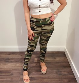 leggings camo print