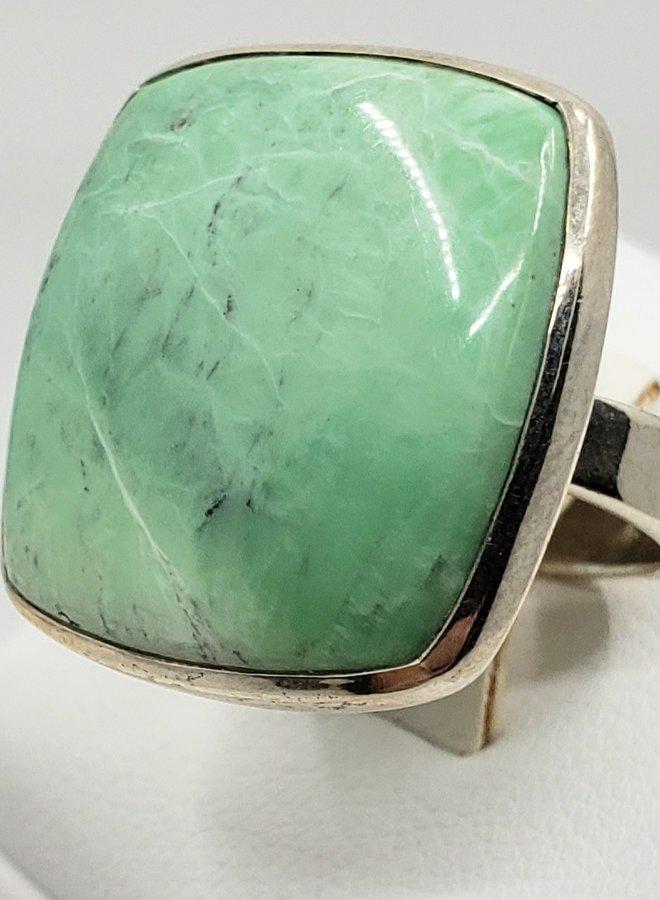 variscite ring size 7