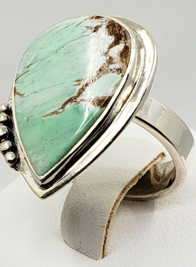 variscite ring size 8