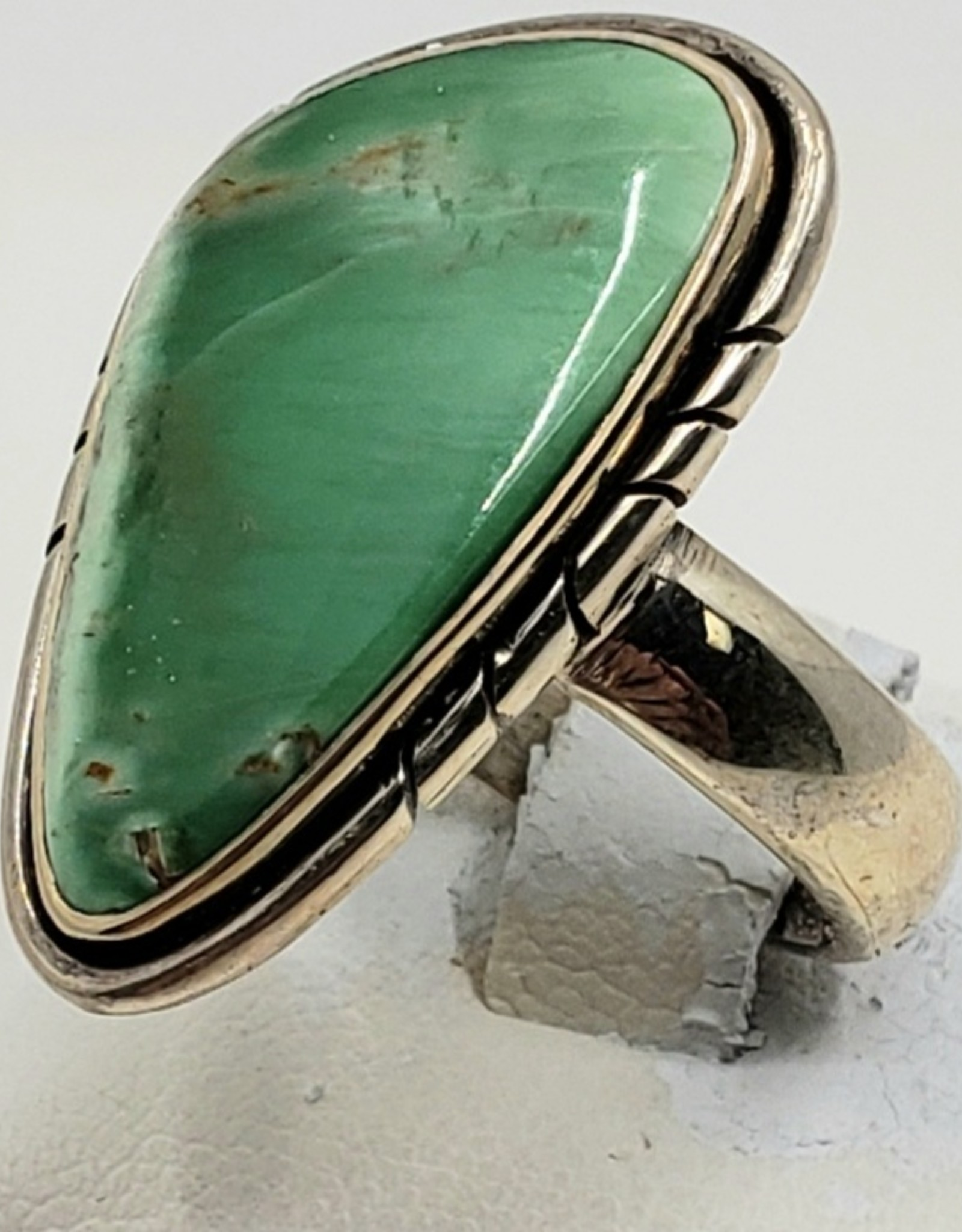 variscite ring adjustable